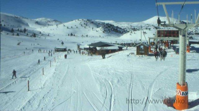 The Kalavrita Ski Center