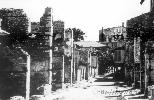 Ruins and rubble