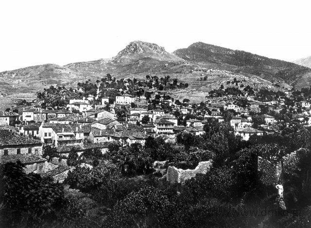 Kalavrita in the early 20th century