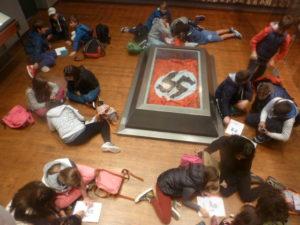 Η Στ' τάξη του Δημοτικού Σχολείου Πατρών πραγματοποιεί εκπαιδευτικό πρόγραμμα στον χώρο του Μουσείου.